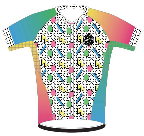 d7d7dc2a1 80 s Party Jersey – BFRB Cycling