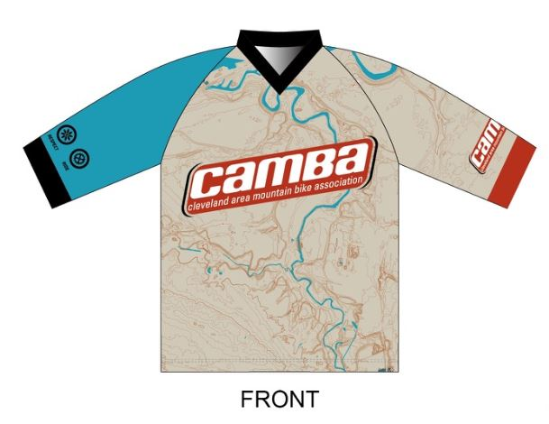 df7eeadf1 CAMBA TEAM 3 4 Sleeve MTB Jersey – BFRB Cycling