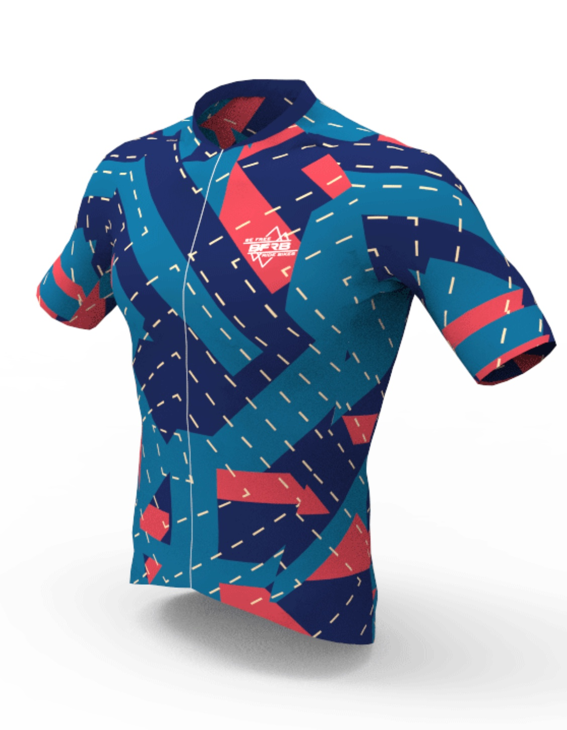92c5af56b Tremble Jersey – BFRB Cycling